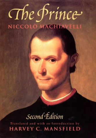 the royal prince just by niccolo machiavelli summary