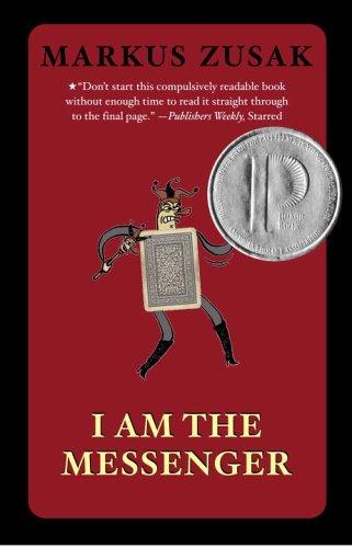 I AM the Messenger Book Cover